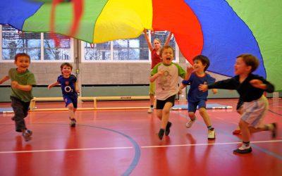 Bewegungsspiele für Mädchen und Jungen von 3-4 Jahre | Wiehre