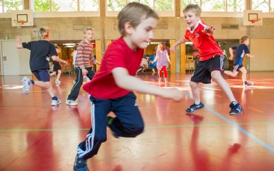 Bewegungsspiele für Mädchen und Jungen von 5-6 Jahre | Wiehre