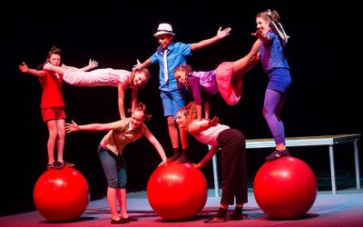 Circuskurs für junge Leute – Akrobatoni | 11-15 Jahre
