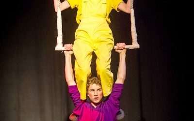 Akrobatik für Jungen