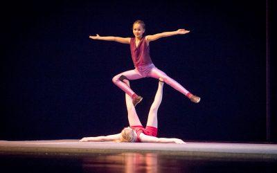 Akrobatik für Mädchen I (7-11 Jahre)