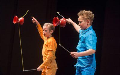Circustage Herbstferien | 8-13 Jahre