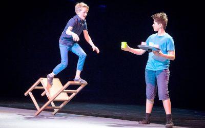 Circuswoche in den Sommerferien