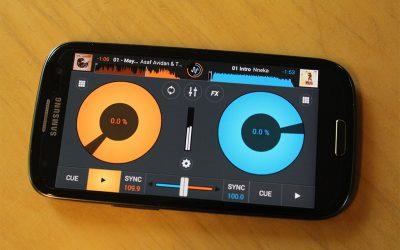 DJ-Smartphone