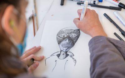 NEU | Malerei / Zeichnung – Zeit für Kunst. Kurs 1