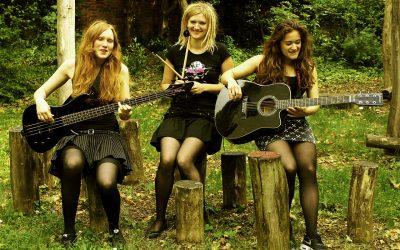 Band-Workshop für Mädchen