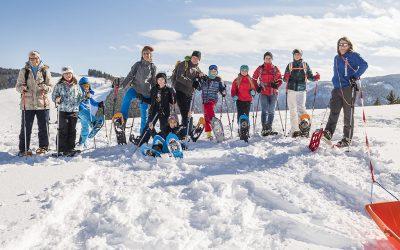 Familien-Schneeschuh-Tag | 05.02.2022
