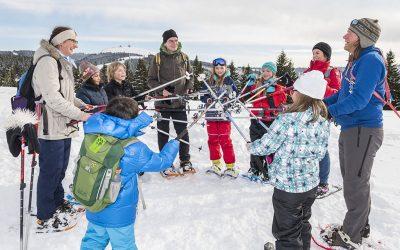 Familien-Schneeschuh-Tag | 20.02.2022
