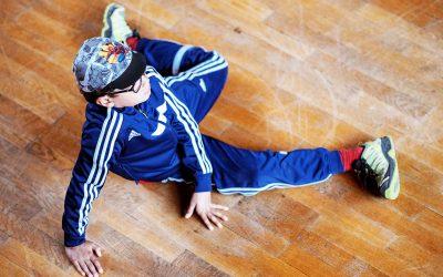 Breakdance für Anfänger*innen